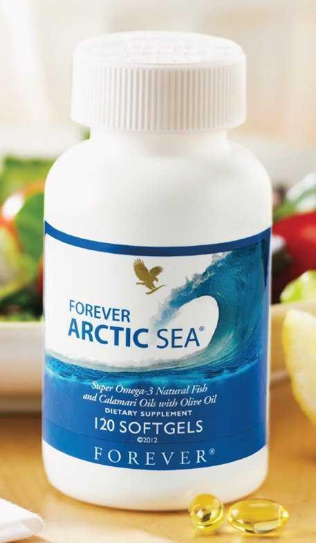Forever Arctic Sea Omega-3