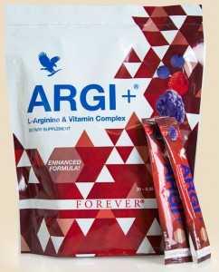 Noul mod de ambalare Forever Argi Plus Pocket Pouch