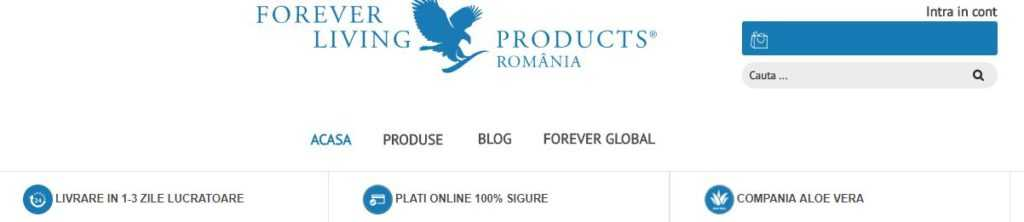 Inscriere Forever Living