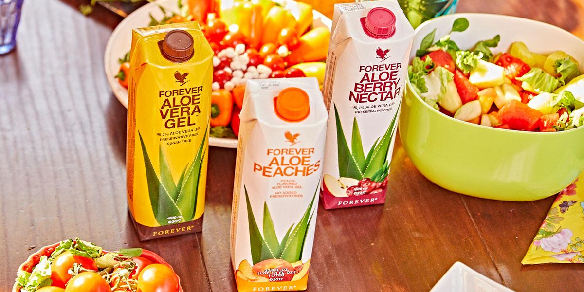 Aloe Vera Gel - Produse aloe vera Forever Living